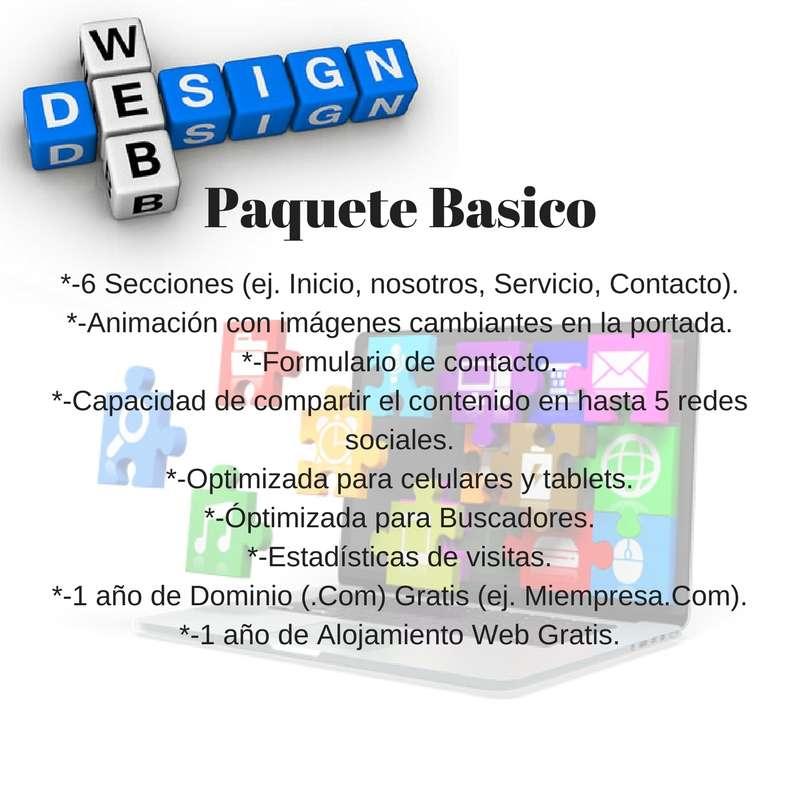 Paquete Basico