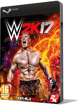 WWE 2K17 DOWNLOAD PC SUB ITA (2017)
