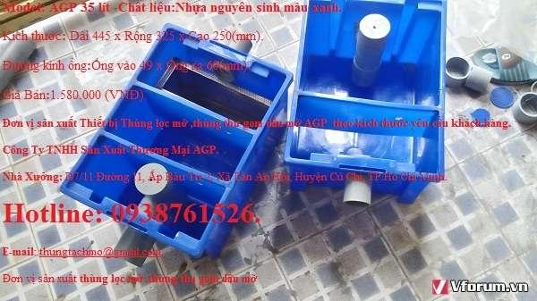Bẫy mỡ,thùng lọc mỡ,bể tách mỡ-LH 0938761526.