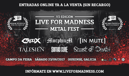 Live for madness - cartel