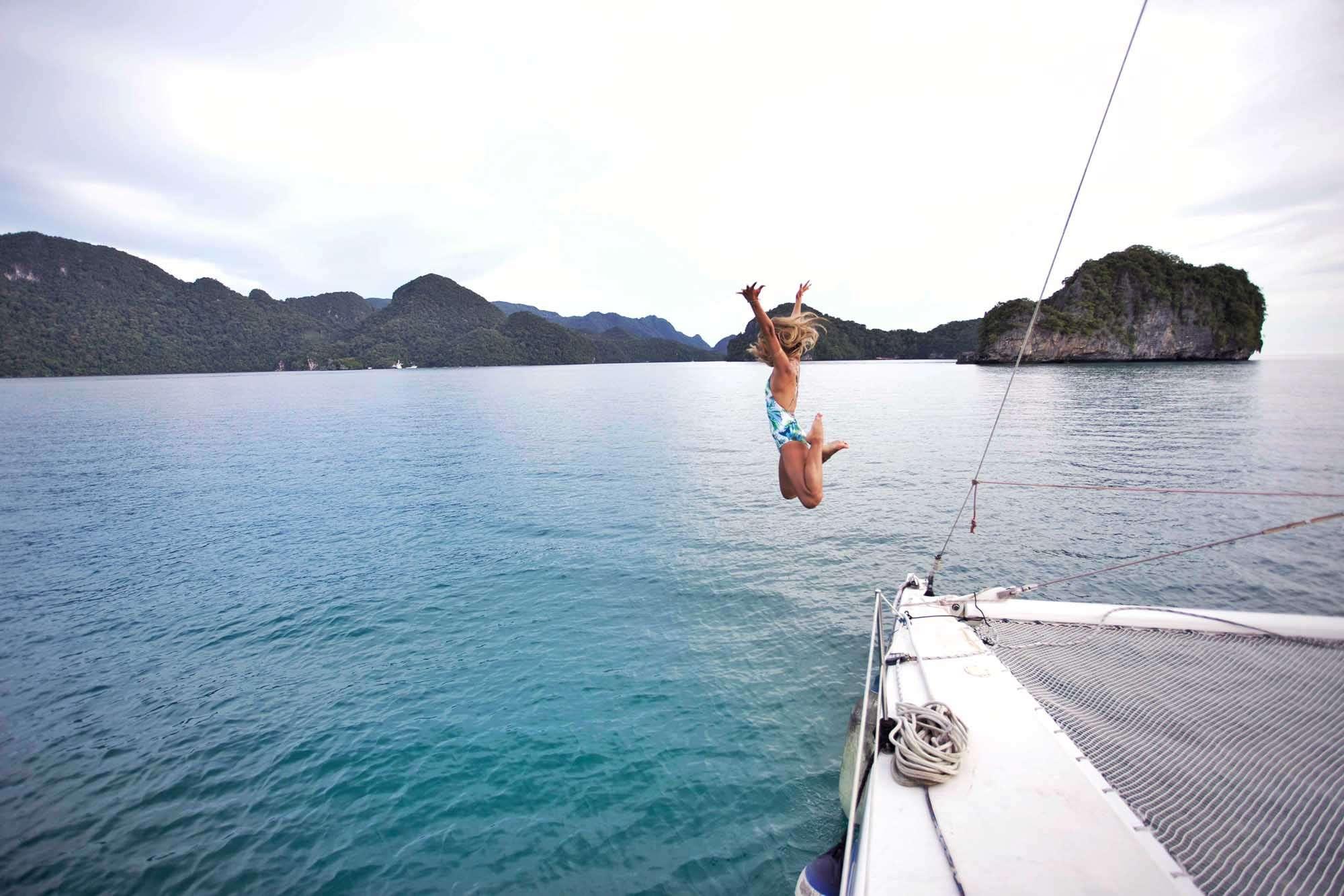 Contiki Asia Adventure Langkawi