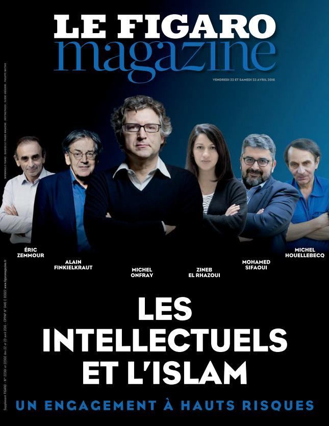 Le Figaro Magazine - 22 Avril 2016