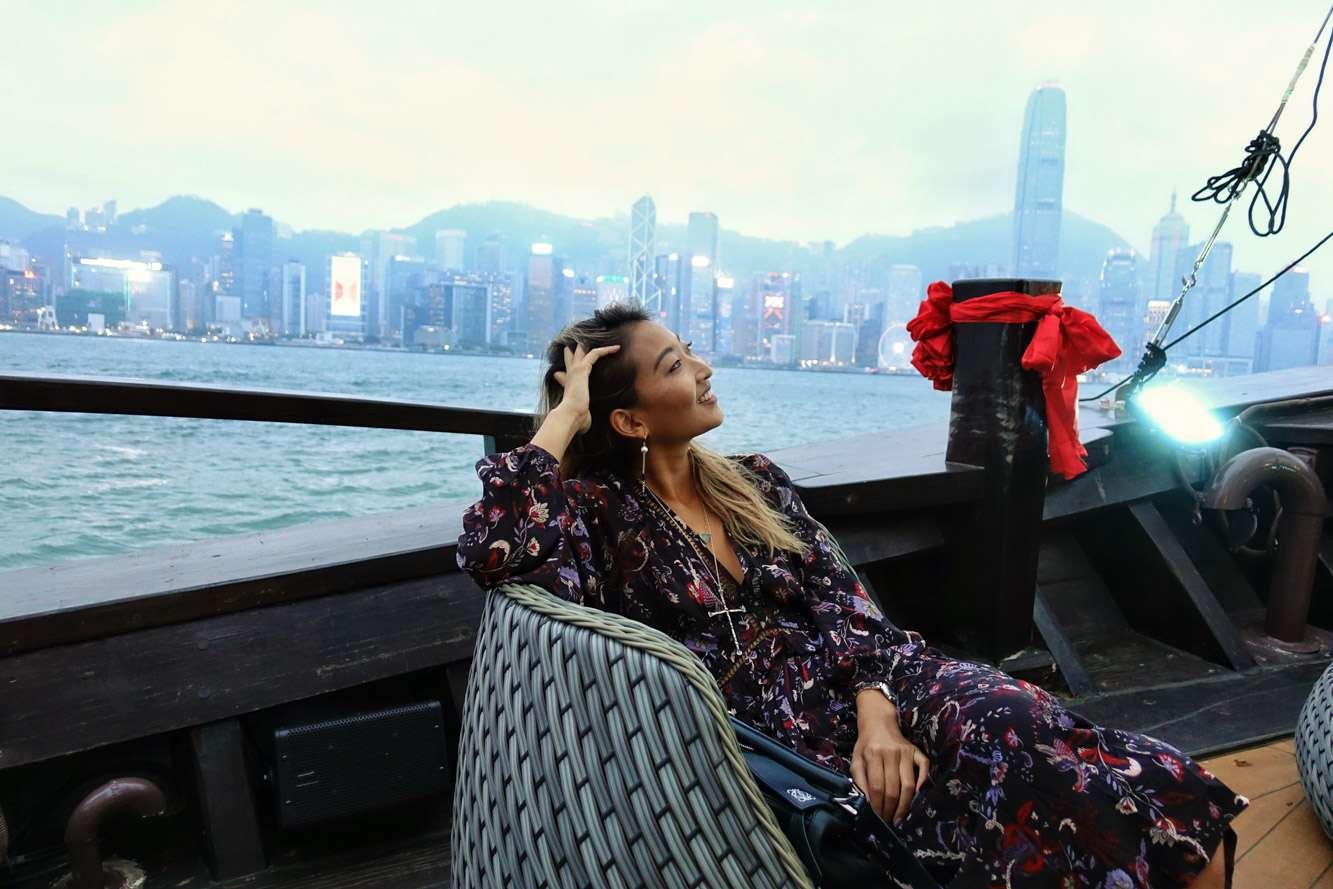 Victoria Harbour, Hong Kong, Aqua Luna