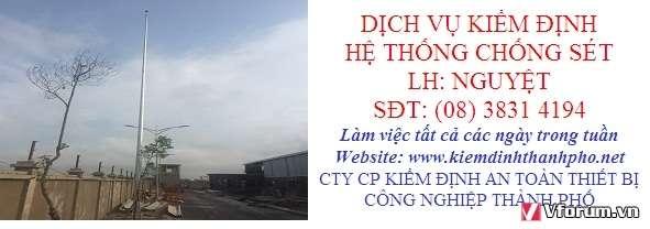 www.123nhanh.com: Kiểm định hệ thống chống sét tại Hà Nội