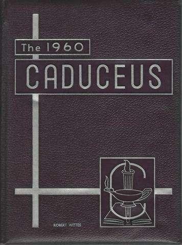 The 1960 Caduceus Classical High School Robert Wittes Yearbooks Rhode Island, Robert Wittes
