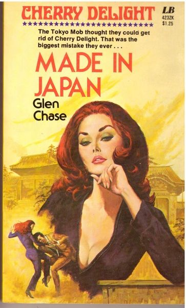 Cherry Delight: Made in Japan, Chase, Glen
