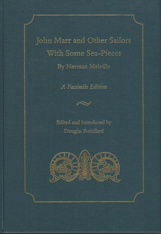 John Marr and Other Sailors with Some Sea-Pieces