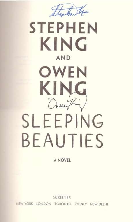 Sleeping Beauties: A Novel, King, Stephen; King, Owen