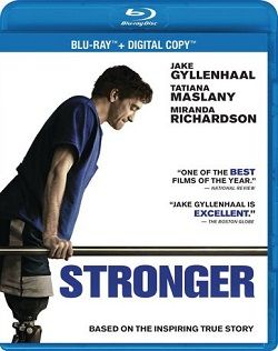 Stronger - Io Sono Più Forte (2017).avi MD MP3 BDRip - iTA