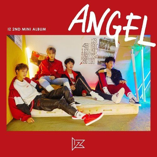 [Mini Album] IZ – ANGEL (MP3)