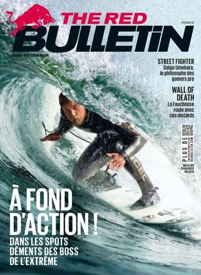 The Red Bulletin France - Mai 2016