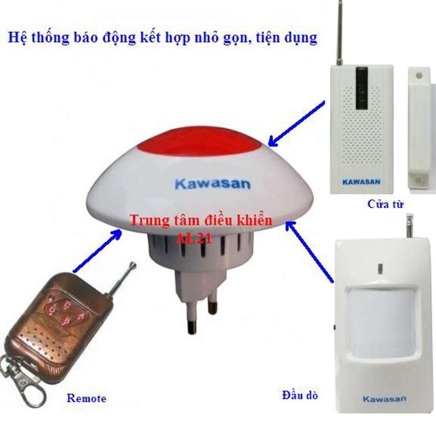 Còi báo động không dây AL21