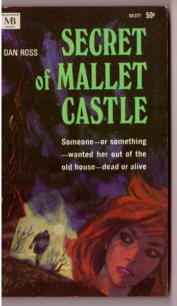 Secret of Mallet Castle, Ross, Dan (Marilyn Ross; Clarissa Ross; W. E. D. Ross)