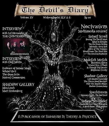 The Devils Diary XV: Walpurgisnacht XLV A.S.