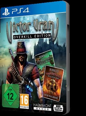 [PS4] Victor Vran Overkill Edition (2017) - SUB ITA