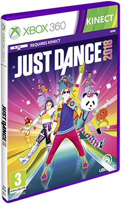 [XBOX360] Just Dance 2018 (2017) - SUB ITA