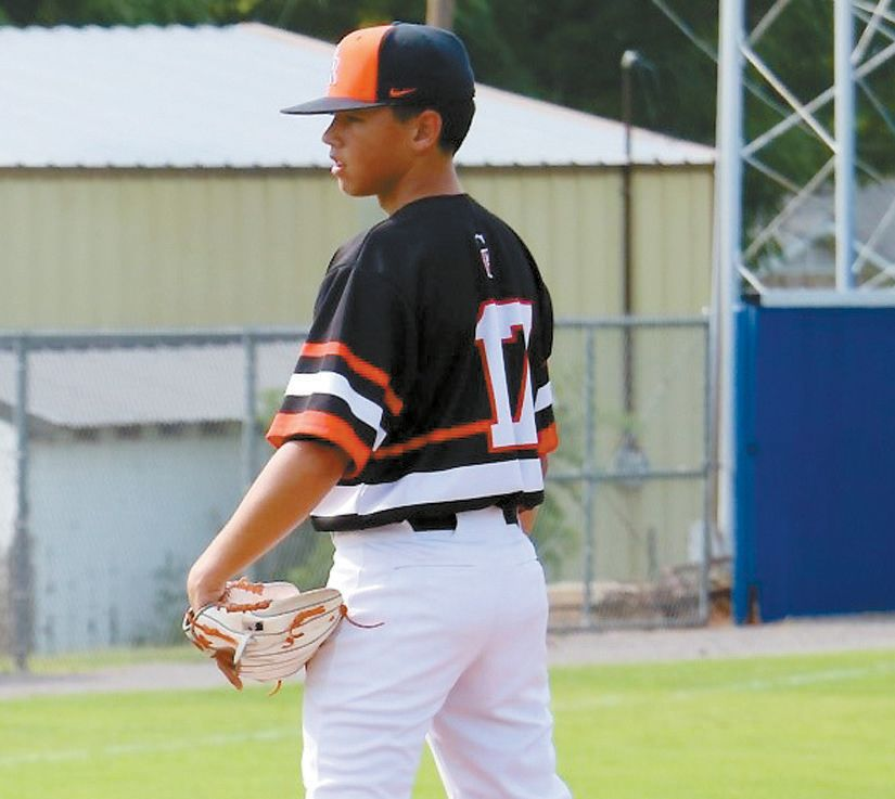 HS Baseball Spotlight: Justyce Boyett