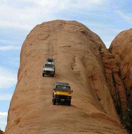 Slickrock Jeep Trail MOAB