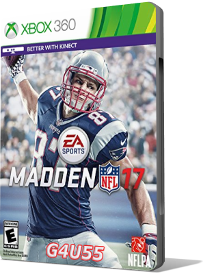 MADDEN NFL 17 DOWNLOAD XBOX 360 ENG (2016)