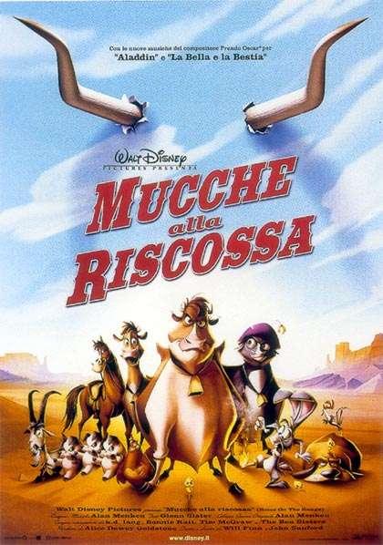 Mucche alla riscossa (2004) DVD5 Custom ITA