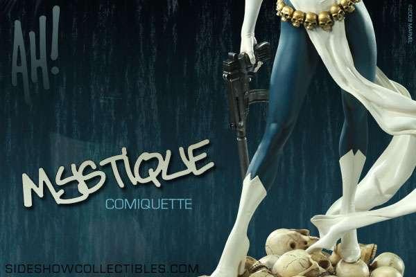 Mystique Comiquette - Sideshow Exclusive