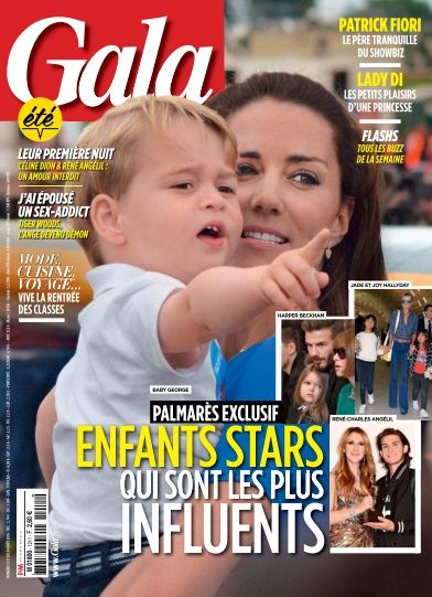 Gala France - 24 au 30 Août 2016