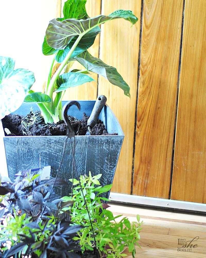 Fall inspired planter