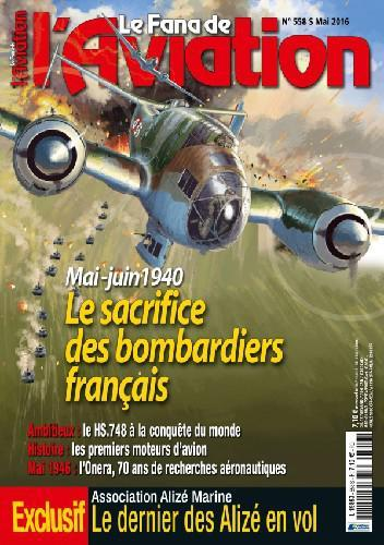 Le Fana de L'Aviation - Mai 2016