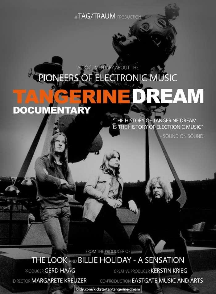 Revolution of Sound. Tangerine Dream Tangerine Dream: Ο Ήχος του Μέλλοντος Πόστερ Poster