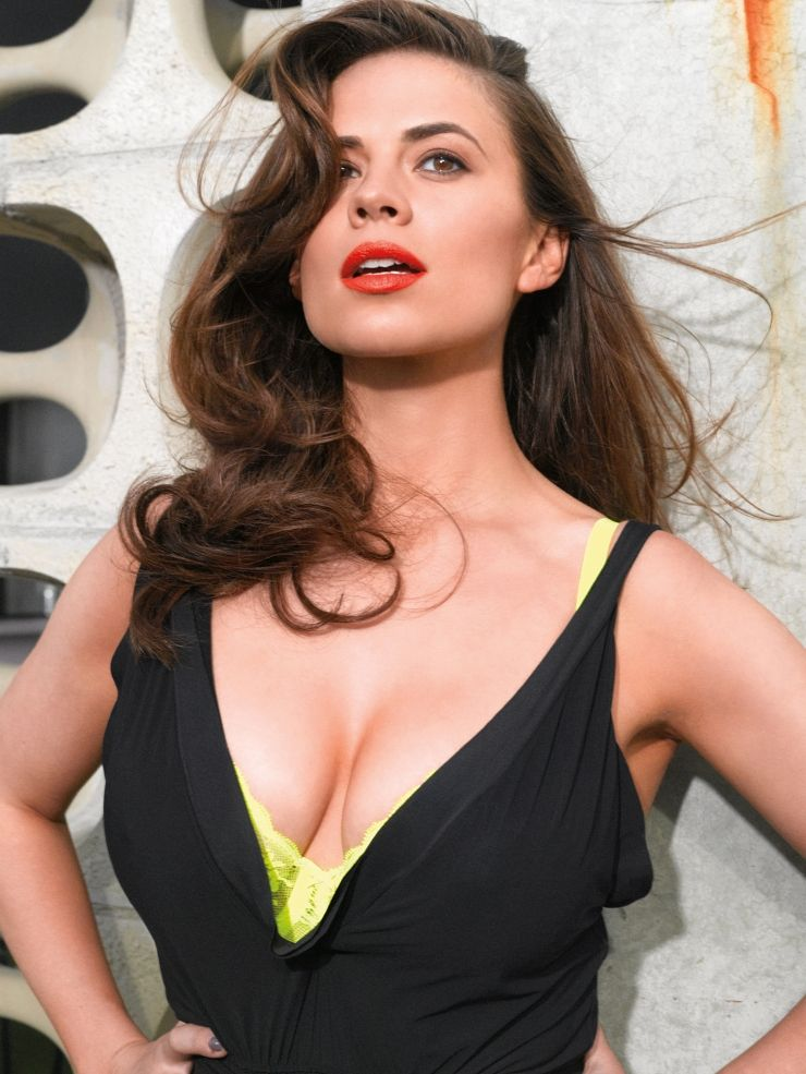 Suggested By jmjames On The Ranker Forum. Hayley Atwell is a 31 year old  English actress.