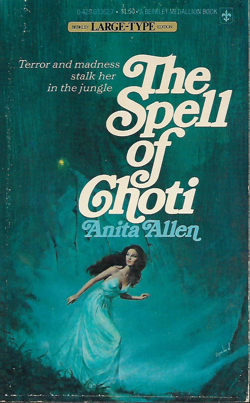 The spell of Choti, Allen, Anita