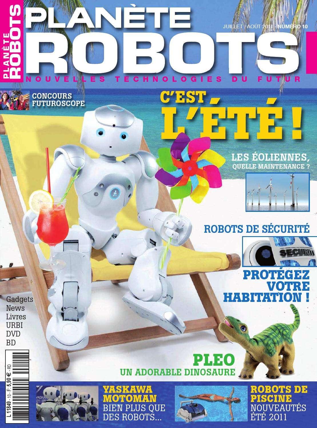 Planète Robots 10