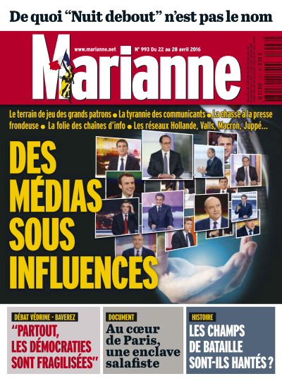 Marianne - 22 au 28 Avril 2016