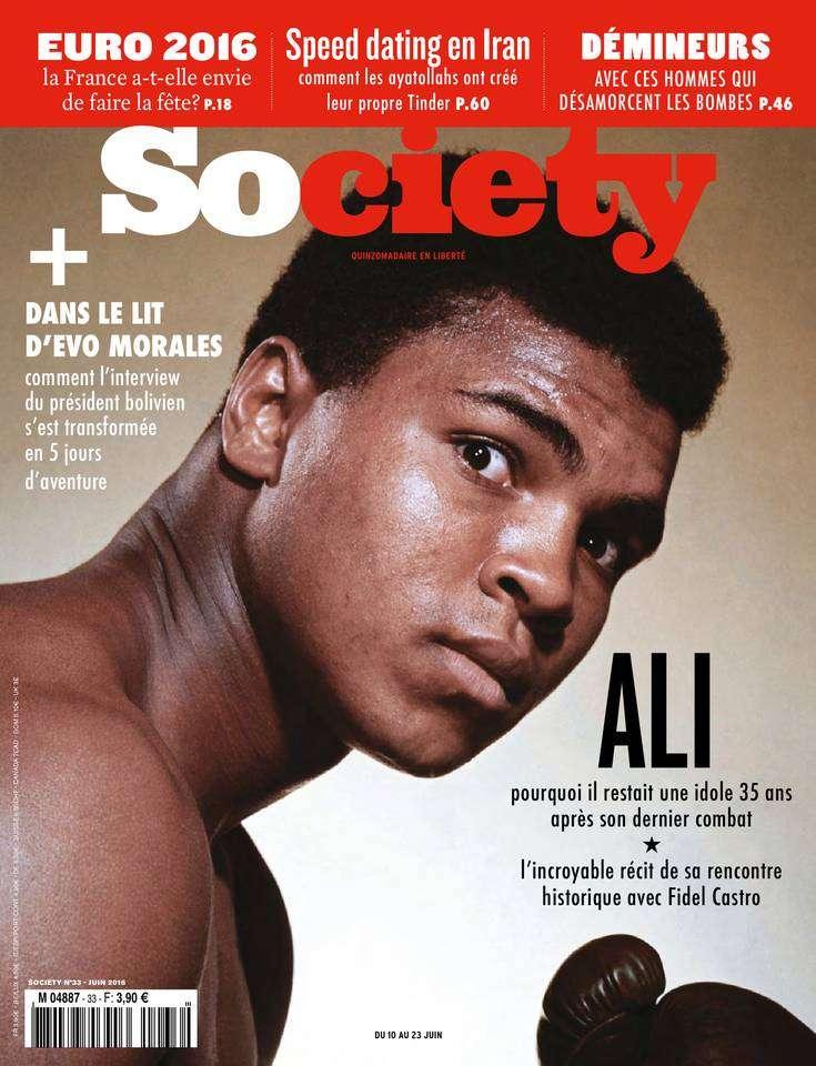 Society - 10 au 23 Juin 2016