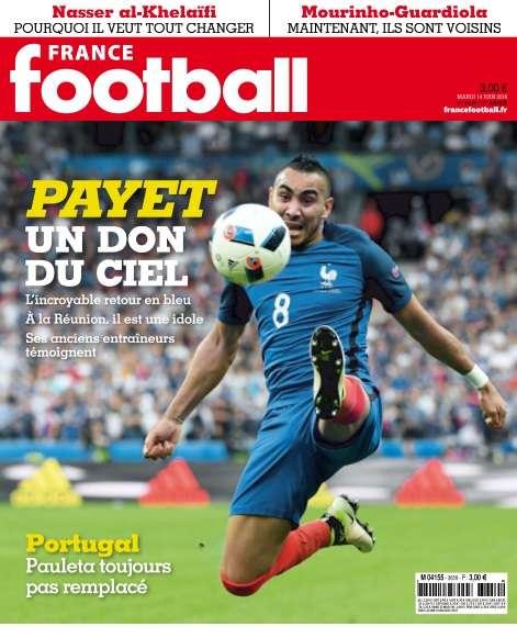 France Football - 14 Juin 2016