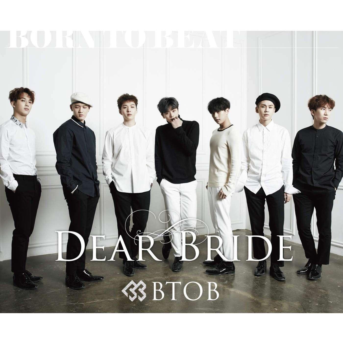 BTOB - Dear Bride (Japanese Single) K2Ost free mp3 download korean song kpop kdrama ost lyric 320 kbps