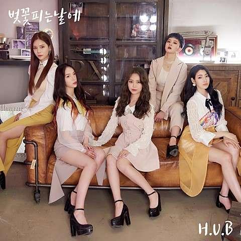[Single] H.U.B – When A Blossom Day Of Cherry Blossom (MP3)