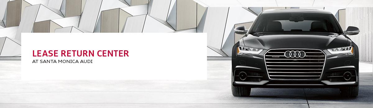 Audi Lease Return Center