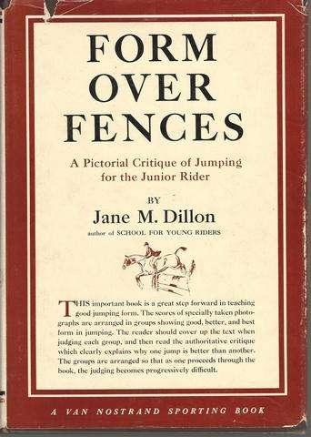 Form Over Fences, Dillon, Jane M