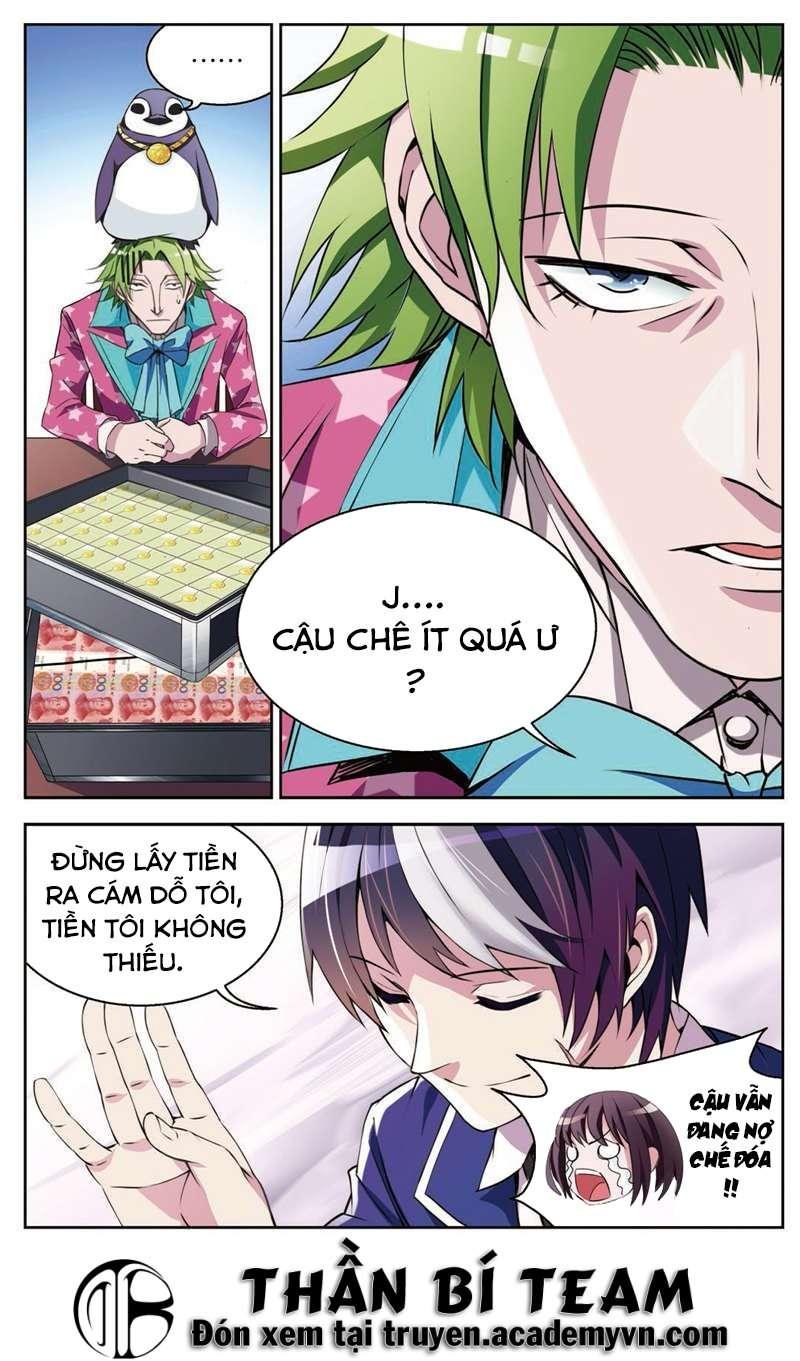 Thiên Tài J Chap 3
