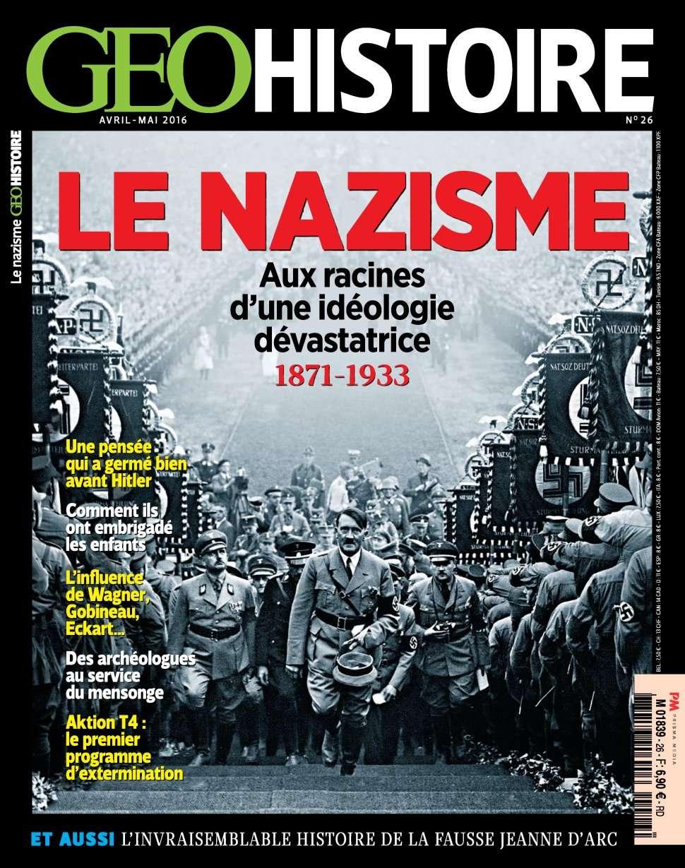 Geo Histoire 26 - Avril/Mai 2016