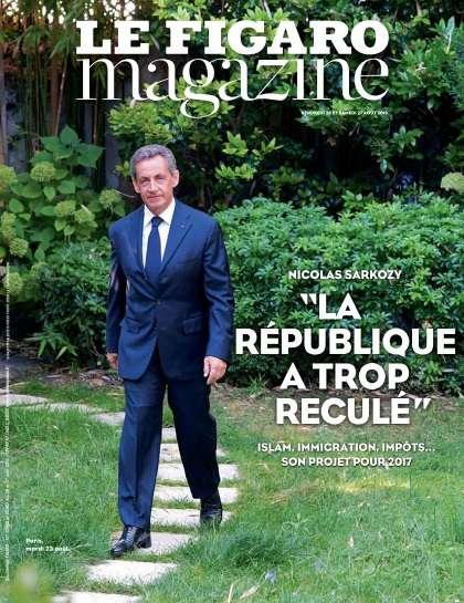 Le Figaro Magazine - 26 Août 2016