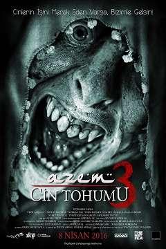 Azem 3: Cin Tohumu - 2016 (Yerli Film) WEB-DL XviD indir