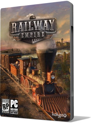 [PC] Railway Empire (2018) - SUB ITA