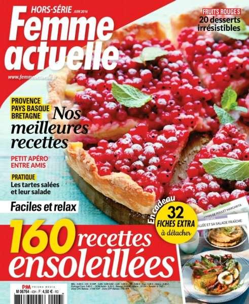 Femme Actuelle Hors-Série 43 - Juin 2016