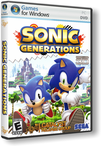 Sonic Generations (2011) PC