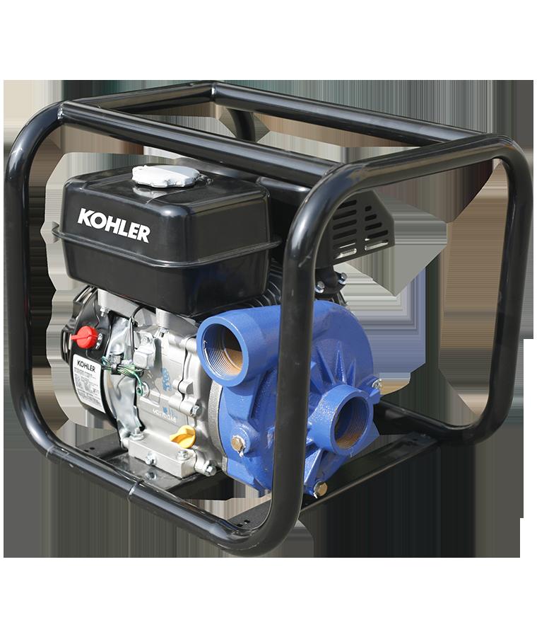 "Motobomba Centrífuga con Motor Kohler 2x2"" 14 HP"