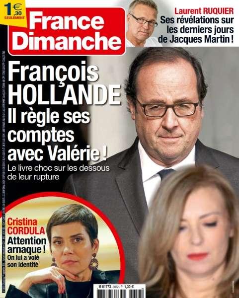 France Dimanche - 26 Août au 1er Septembre 2016