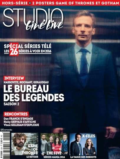 Studio Ciné Live Hors-Série 32 - 2016
