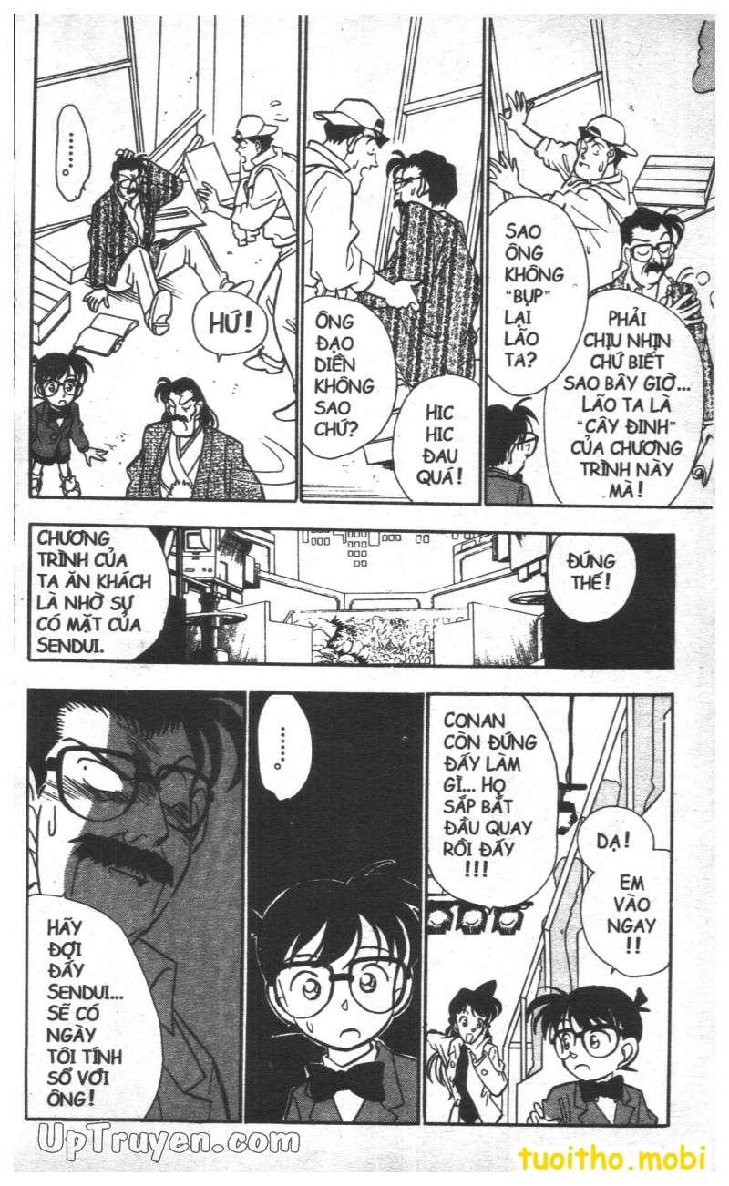 đọc truyện Conan bộ đặc biệt chap 25 trang 6